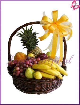 Frutas y vinos