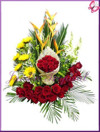 Flores a domicilio Quito dia de la madre